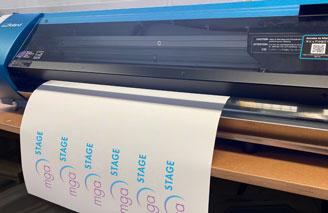 Desktop Printer Cutter