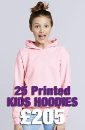 25 x Gildan Kids Heavy Blend™ Hooded Sweatshirts Deal