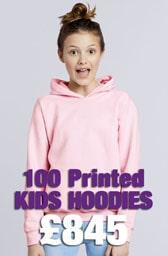 100 x Gildan Kids Heavy Blend™ Hooded Sweatshirts Deal